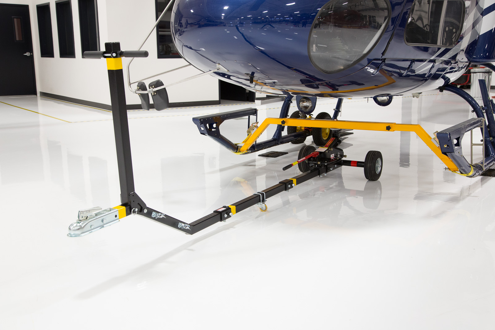 HTB45-HD Towbar with AS350