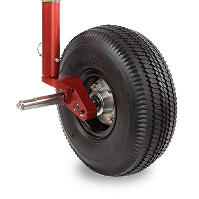 Robinson Helicopter Wheel