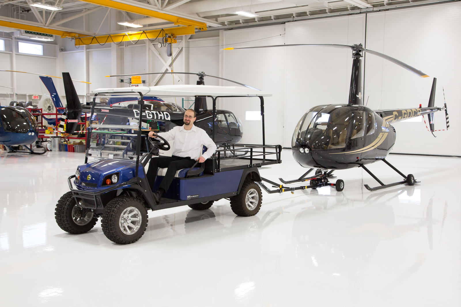 Helicopter Universal Towbar Accessories Helitowcart Com Helicopter Moving Solutions Accessories