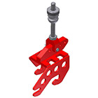 HeliCarrier крюк крепления для B206B (AT1000-B206)
