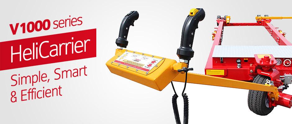 Helicarrier, Simple, Smart & Efficient