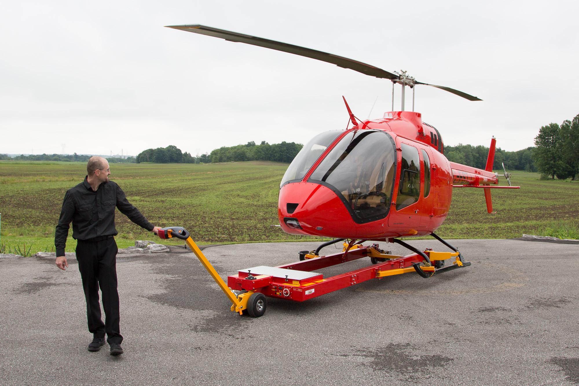 V910 Heli-Carrier with Bell 505 JetRanger X