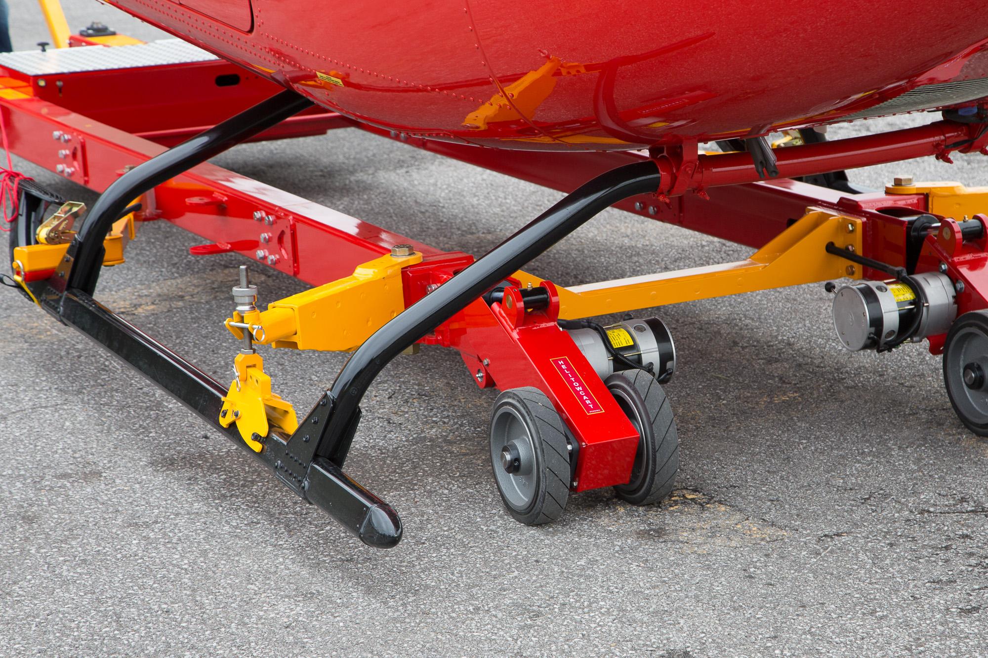 V910 Rear Attachement View